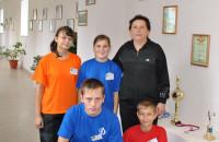 Дети-сироты помогли жертвам наводнения