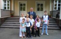 Павел Бородин - усыновитель и покровитель сирот