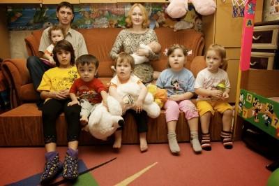Детский дом семейного типа - одна из альтернатив интернатам