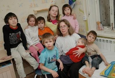 Особые дети-сироты из Разночиновского дома-интерната