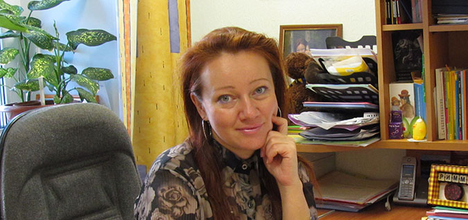 Римма Лаптева