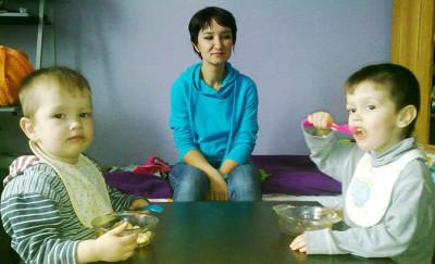 Усыновление детей сирот в семьи