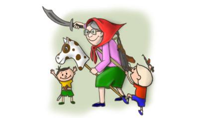 Бабушки усыновительницы не справляются с внуками