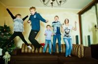 Успешная истории усыновления детей сирот
