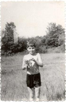 Та самая фотография из моего детдомовского прошлого